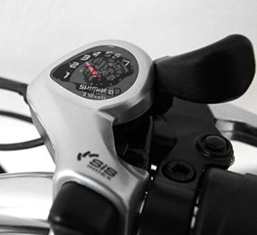 20 Zoll SWEMO Pedelec Alu Falt E-Bike klappbar