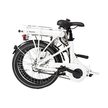 provelo Fahrrad 20 Zoll Elektro-Faltrad Pedelec