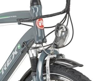rex e-bike Pedelec