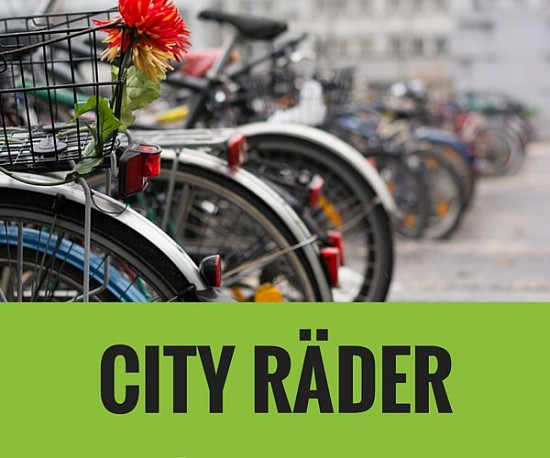 City Rad Pedelec