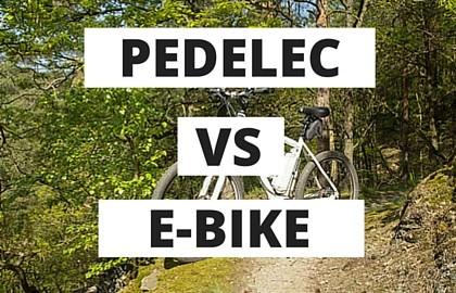 Unterschiede Pedelec und E-Bike