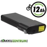 444Wh E Bike Pedelec Ersatzakku für Ansmann 37V 12Ah u.a. für Kalkhoff MiFa BBF Bergsieger Zündapp -