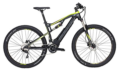 e mountainbike 29 zoll schwarz e bike bulls e stream evo. Black Bedroom Furniture Sets. Home Design Ideas