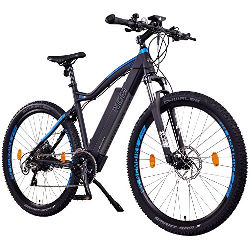 ncm moscow 48v 27 5 zoll e mtb mountainbike e bike. Black Bedroom Furniture Sets. Home Design Ideas